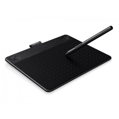 Wacom Mesa Digitalizadora Intuos Comic Black Small - CTH490CK